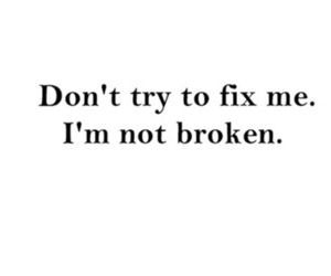 broken, evanescence, and fix image