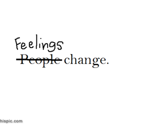 feelings, people, and change image