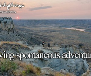 adventure, justgirlythings, and just girly things image