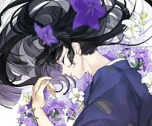 inuyasha and naraku image