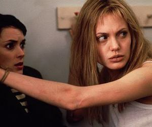 Angelina Jolie, girl interrupted, and wish l was her image