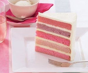dessert, sweet, and cake image