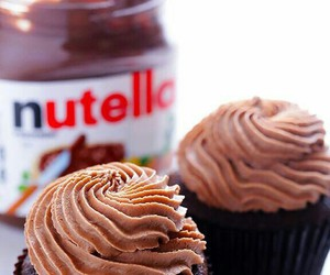 nutella and cupcakes image