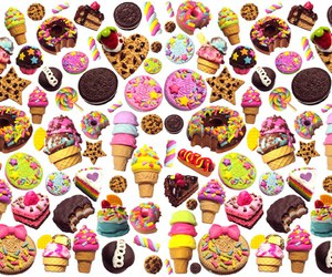 food, Cookies, and donuts image
