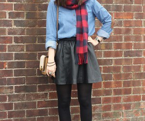 fashion, lookbook, and style image