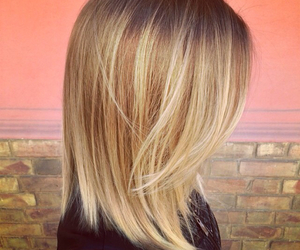 beautiful, blonde, and blond image