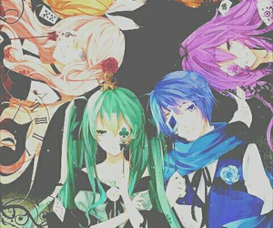 vocaloid, kaito, and anime image