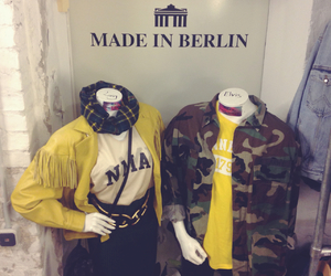 berlin, fashion, and outfit image