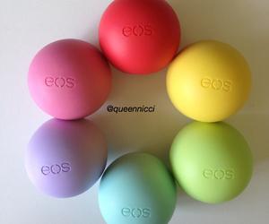 eos and lip balm image