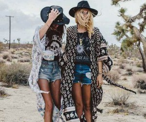 fashion, style, and friends image