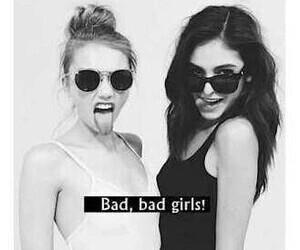 girl, bad, and bad girls image