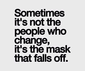 quotes, mask, and people image