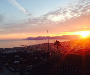 cannes, chaleur, and soleil image