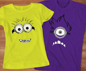 minions and outfit image