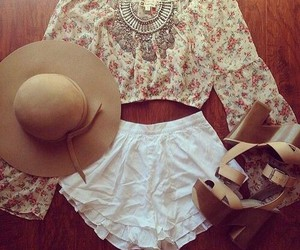 beautiful, look, and outift image