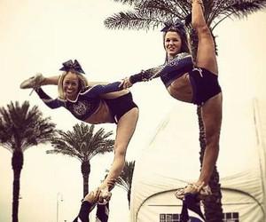 cheer, cheerleading, and Cheerleaders image