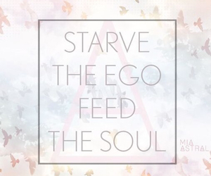 ego, feed, and good image