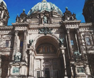 architecture, beautiful, and berlin image