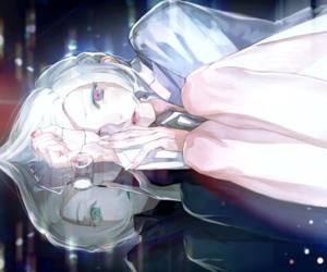 tokyo ghoul, anime, and anime girl image