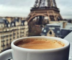 coffee, paris, and city image