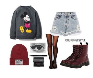 clothes, clothing, and disney image