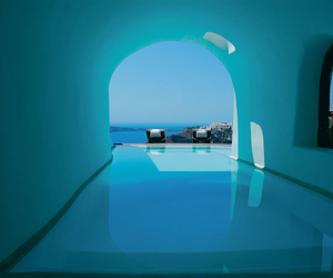 Greece, hotel, and holiday image