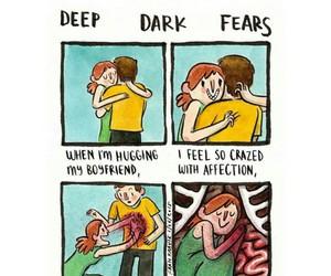 love, boyfriend, and hug image