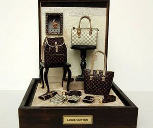 bags, cool, and luis vuitton image