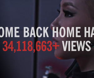 2ne1, youtube, and come back home image