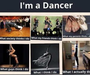dancer and funny image