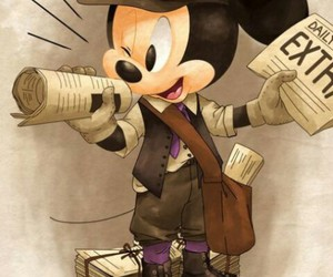 disney and mickey image