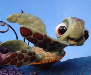 disney and turtle image
