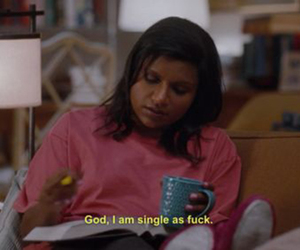 alone, mindy lahiri, and quotes image