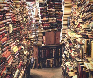 books and books everywhere image
