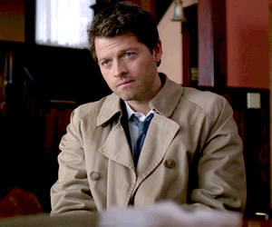 supernatural, castiel, and cas image