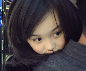 adorable, baby girl, and chinese image