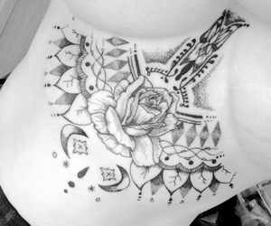 sternum-tattoo and original-design image