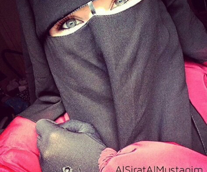 allah, Best, and hijab image