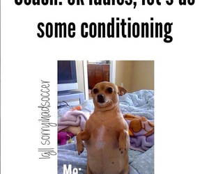 fat, soccer, and conditioning image