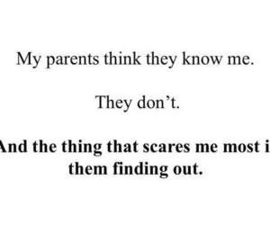 parents, quotes, and sad image