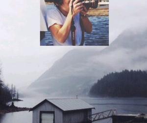 beauty, sky, and harry edit image