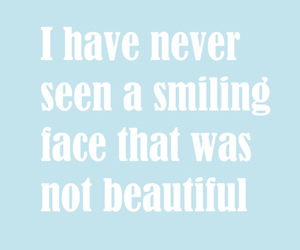beautiful, face, and smile image