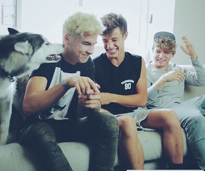 cameron dallas, jc, and kian lawley image