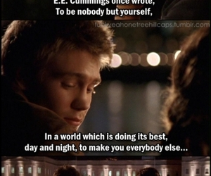 one tree hill and lucas scott image