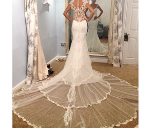 chic, lace, and style image