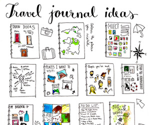travel and journal image