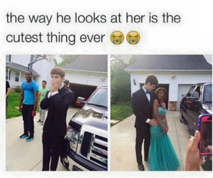 boy, Prom, and Relationship image