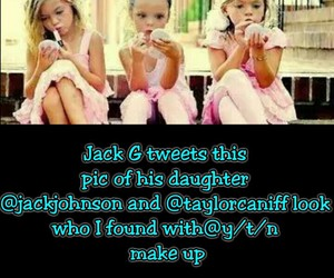 jack g, taylor caniff, and jack j image
