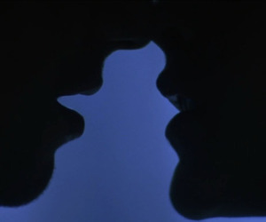 kiss, couple, and grunge image