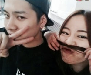 youngji, got7, and jackson image